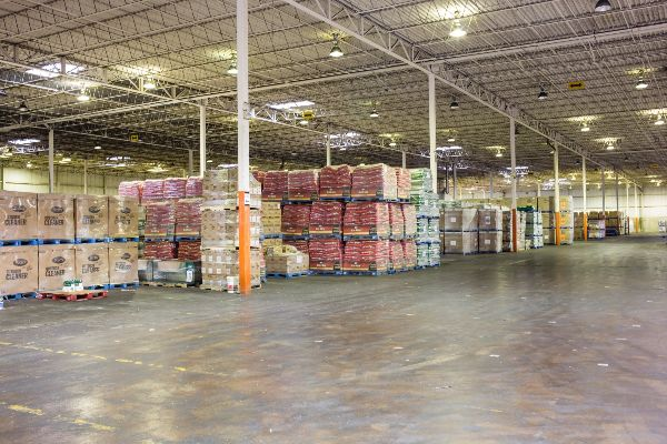 Storage space solutions with over 2,000,000 square feet of safe, clean warehouse storage | MWD Logistics