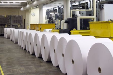 warehouse storage for paper rolls | MWD Logistics