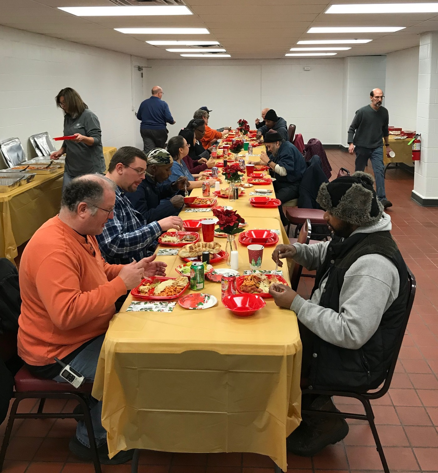 Awards/Holiday Lunch 2018